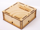lasercutted box for Arduino RFID projects
