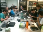 Hack The Evening - group meeting